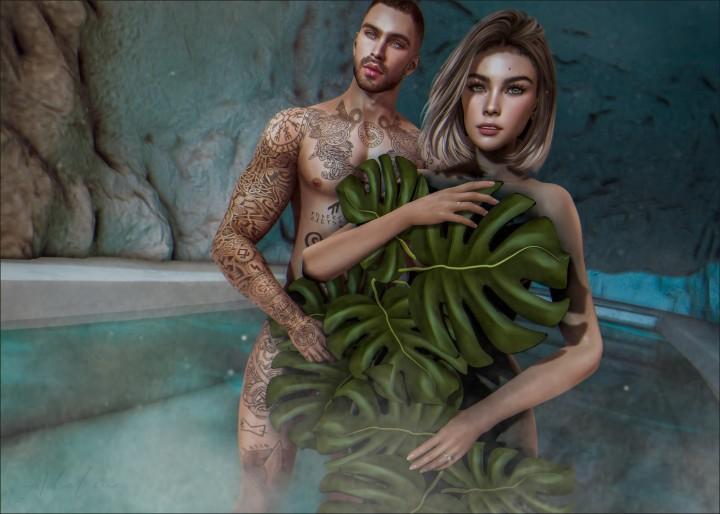 Adam and Eve…